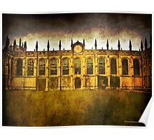 All Souls College, Oxford Poster