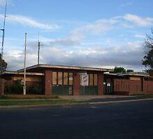 Old Bathurst 216 Fire Station by roybob