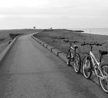 Minnis Bay Bike Ride by groovygreen
