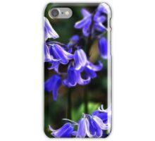 Bluebells Fractalised iPhone Case/Skin