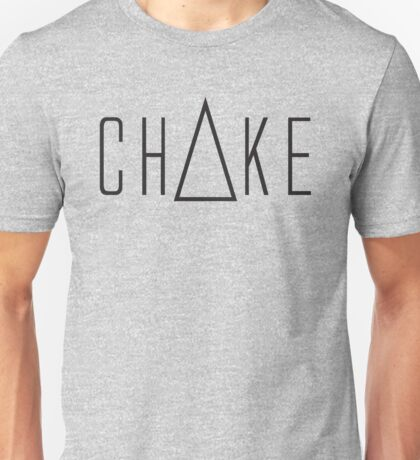 Triangle Choke Unisex T-Shirt