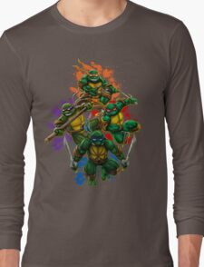 Teenage Mutant Ninja Turtles Long Sleeve T-Shirt