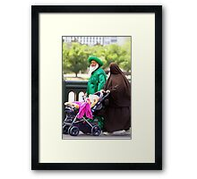 Solve This Puzzle: Where Did I Shoot This Image? Framed Print