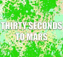 MARS Splatter by nicolescanapico