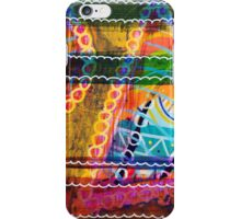Triune Path: Inner Power Painting iPhone Case/Skin