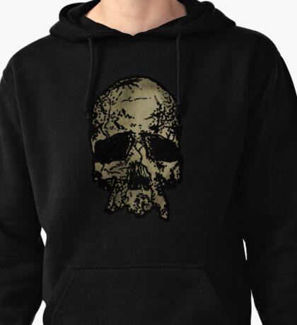 Old-Skull Pullover Hoodie