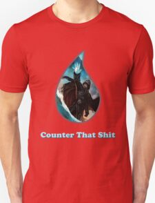 Counter That Shit T-Shirt