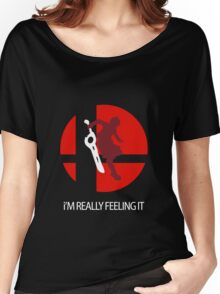 i'M REALLY FEELING IT Women's Relaxed Fit T-Shirt