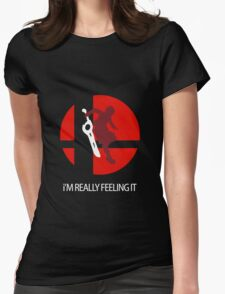 i'M REALLY FEELING IT Womens Fitted T-Shirt