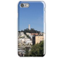 San Francisco - Coit Tower iPhone Case/Skin