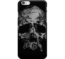 Faded Old-Skull iPhone Case/Skin