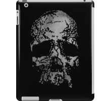 Faded Old-Skull iPad Case/Skin