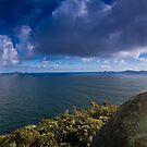 Pillar Point Panorama by Tim Heraud