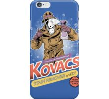 Kovacs Stain Remover iPhone Case/Skin
