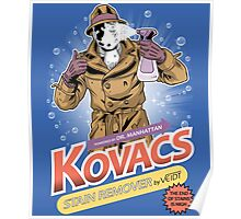 Kovacs Stain Remover Poster