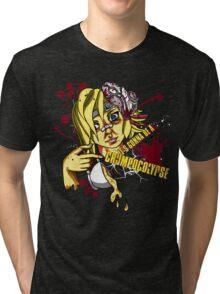 CRUMPETTTTSSSS! Tri-blend T-Shirt