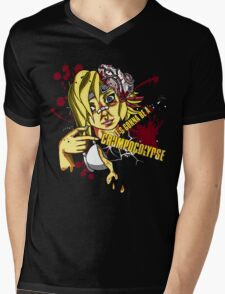 CRUMPETTTTSSSS! Mens V-Neck T-Shirt