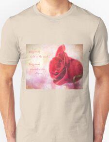 Rose Art - Happiness Shared Unisex T-Shirt