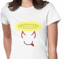 Fun bit 'o' both Womens Fitted T-Shirt