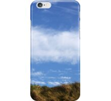 The sky above iPhone Case/Skin