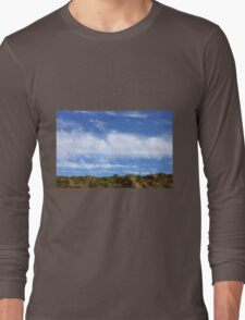 The sky above Long Sleeve T-Shirt
