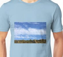 The sky above Unisex T-Shirt