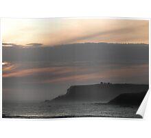 flinders coastline Poster