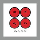 Musical Chemistry • Kraftwerk by Christophe Gowans