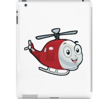 Baby Helicopter iPad Case/Skin