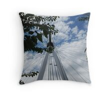 Landmark Eye Throw Pillow