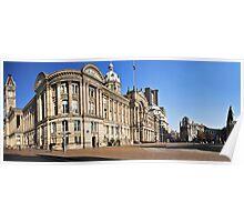 Birmingham Council House Poster