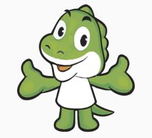 Baby Green Dinosaur Kids Clothes