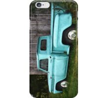 To Be Country - Vintage Truck Art iPhone Case/Skin