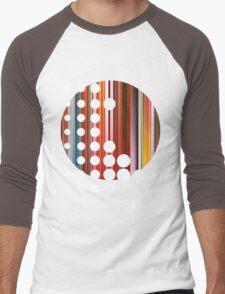 Circle Men's Baseball ¾ T-Shirt