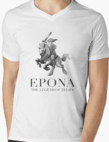 Epona Polo Mens V-Neck T-Shirt