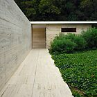 German Pavilion by Ludwig Mies van der Rohe, Barcelona, Spain  by Petr Svarc