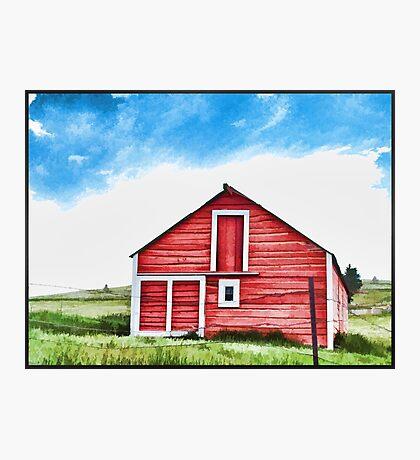 Colorado Barn Photographic Print