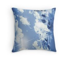 An Angel To Guard You Throw Pillow