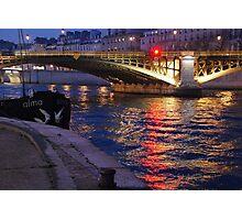 Paris - Alma. Photographic Print