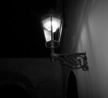 old lamp by Norwen