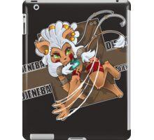 Chibi Djeneba iPad Case/Skin