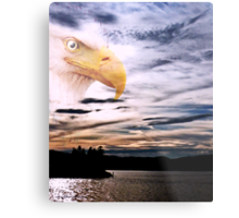 Reminiscence Of Days Past Metal Print