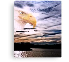 Reminiscence Of Days Past Canvas Print