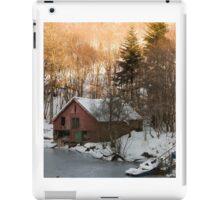 'tŷ cwch' iPad Case/Skin