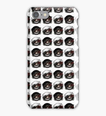 Kaneki Pattern iPhone Case/Skin