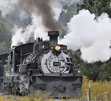 Chasing Steam by Charlotte1246