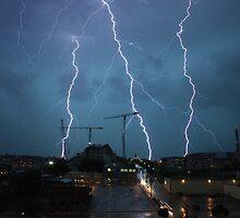 lightning is good by Martin Schmidt