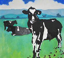 FARMYARD FRIENDS by Gareth Stamp