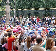 Paris -Tour de France. by Jean-Luc Rollier
