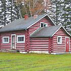 Old Ranger House by MaeBelle